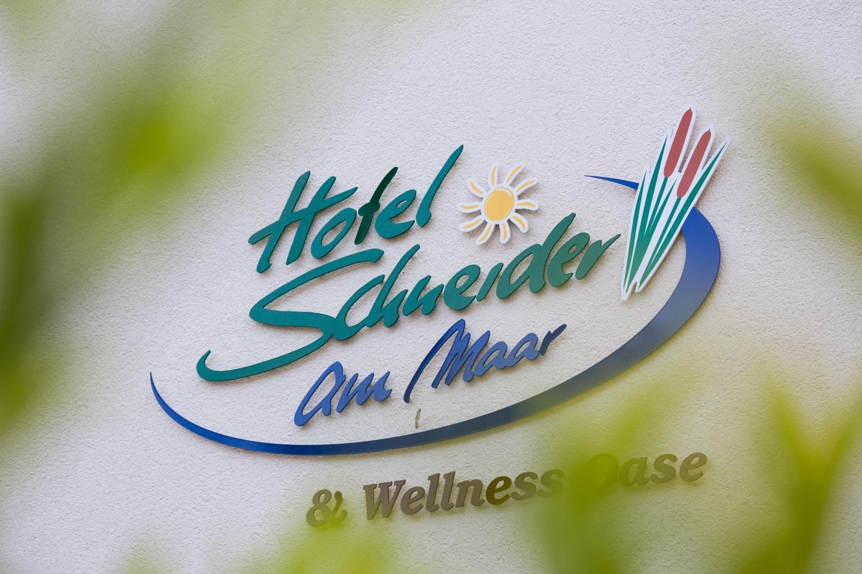 Hotel Schneider am Maar Logo