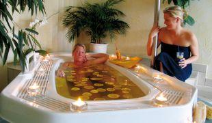 Wellness-Oase im Hotel Schneider am Maar