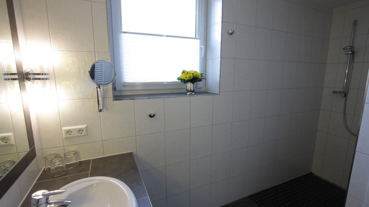 Uhu Junior Suite Badezimmer