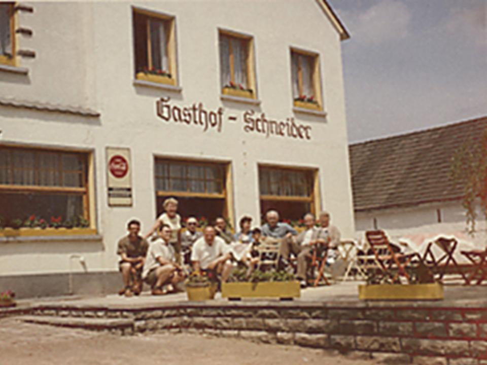 1955 Gasthof Schneider