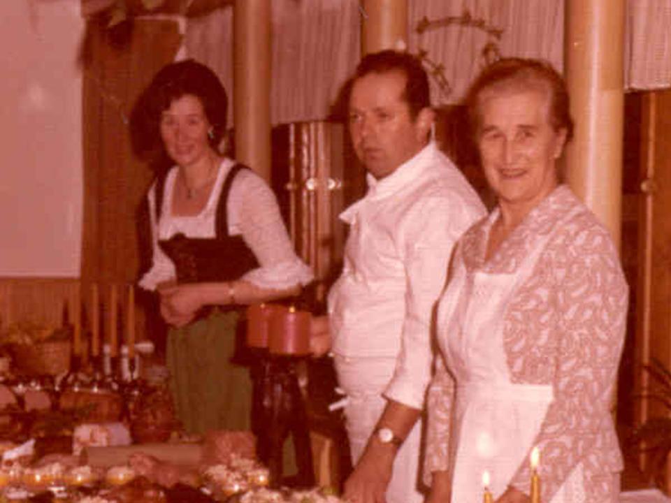 1964 Heinz Gisela Oma Maria