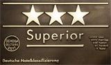 Drei Sterne Superior Sterneklassifizierung